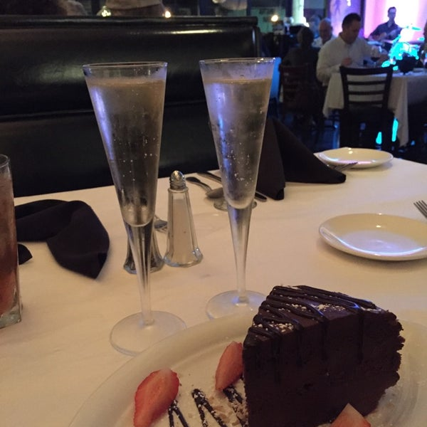 Photo taken at Timpano Italian Chop House by K on 11/8/2014