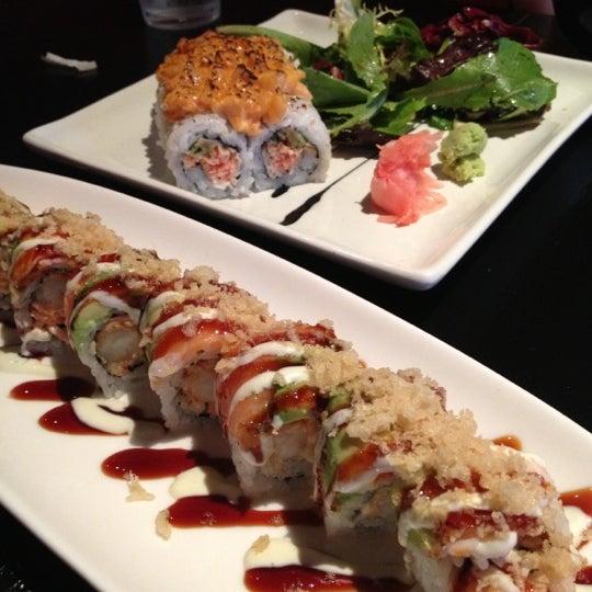 Zuma sushi bar old fourth ward 60 tips for Aloha asian cuisine sushi