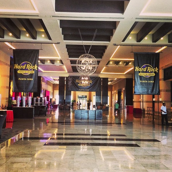 Hard rock casino punta cana opening hours