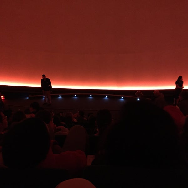 Photo taken at Morrison Planetarium by Tim Changhyun N. on 10/18/2015