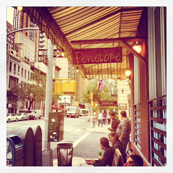 Photo taken at Penelope by Mischa on 9/29/2012