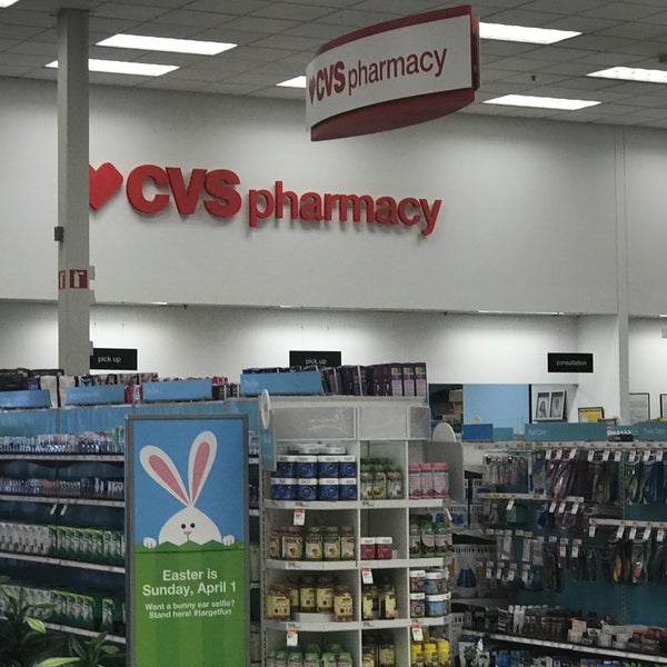 cvs pharmacy inside target foster city ca