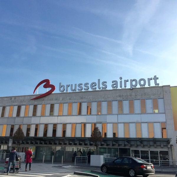 Снимок сделан в Брюссельский аэропорт (BRU) пользователем Marianne M. 4/10/2015
