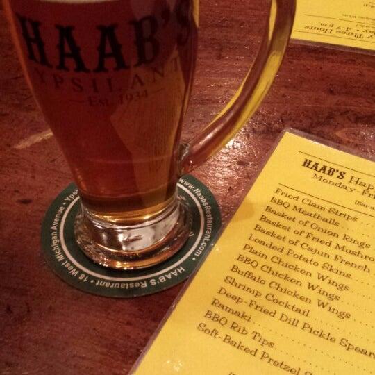 Foto diambil di Haab's Restaurant oleh Nathan pada 1/14/2015