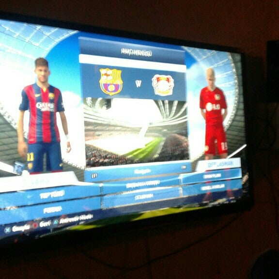 photo taken at eagle playstation cafe by okan t on 5152015 - Flat Panel Cafe 2015
