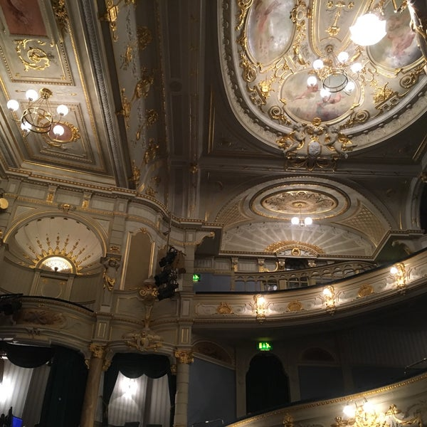 Photo taken at Buxton Opera House by Steve R. on 6/3/2016