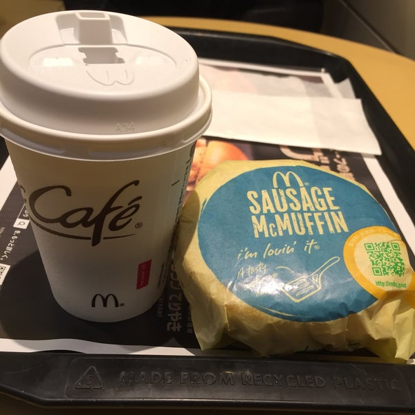 Photo taken at McDonald's by 2015 タ. on 4/5/2017