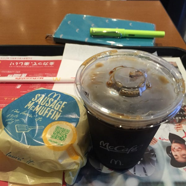 Photo taken at McDonald's by 2015 タ. on 7/21/2016