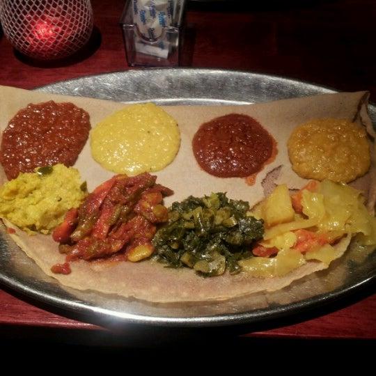 Meskerem Ethiopian Restaurant New York Ny