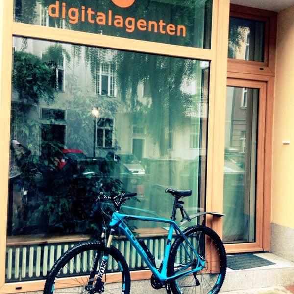 Das Foto wurde bei digitalagenten GmbH Consulting Agentur für digitales Marketing von Lorenz W. am 7/24/2014 aufgenommen