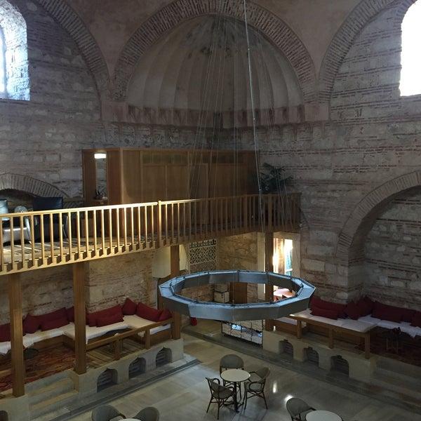 9/17/2017 tarihinde Jon P.ziyaretçi tarafından Kılıç Ali Paşa Hamamı'de çekilen fotoğraf