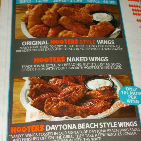 Photo taken at Hooters of Ontario by Paul F. on 10/19/2015
