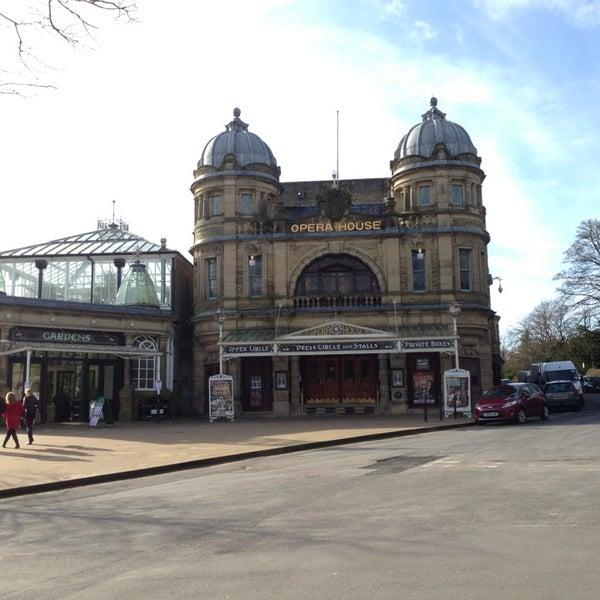 Photo taken at Buxton Opera House by Jon S. on 2/16/2013