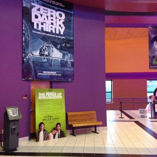 Photo taken at Regal Cinemas Green Hills 16 by Robert S. on 10/5/2012