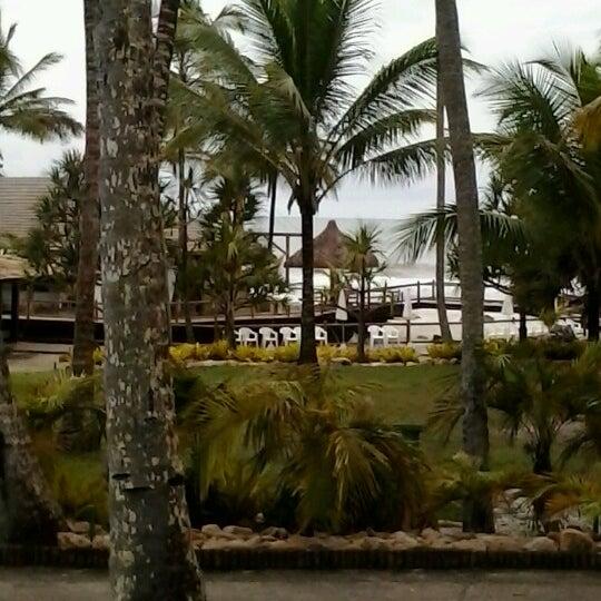 Foto tirada no(a) Cana Brava Resort por Alfredo C. em 11/18/2012