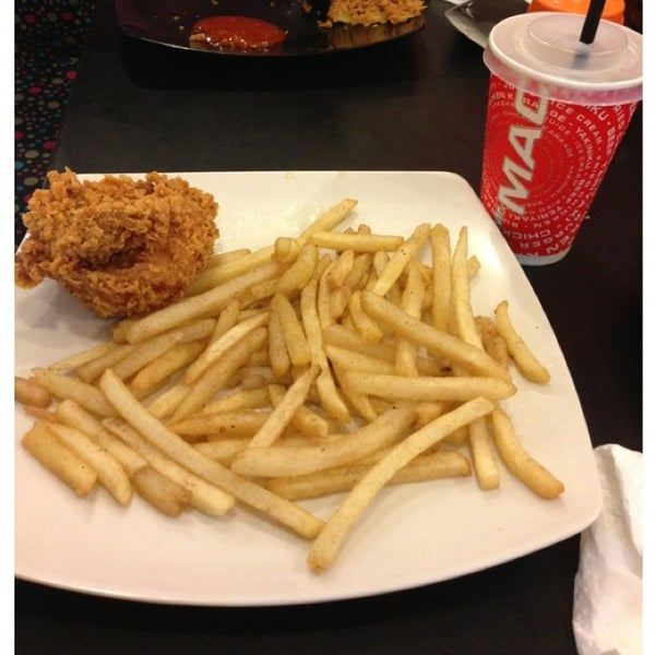 Fries Türen photos at mr mac turen fried chicken joint in malang