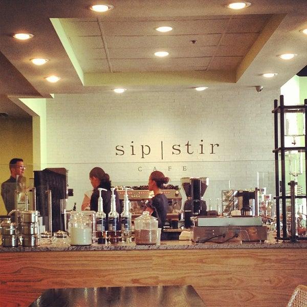 Sip Stir Cafe Dallas Tx