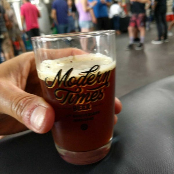 Photo taken at Modern Times Fortress of Raditude by George S. on 7/9/2017