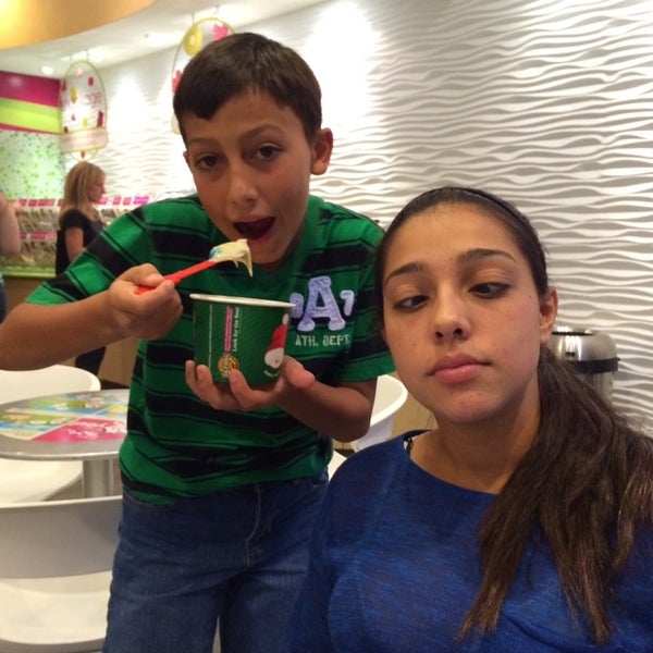 Photo taken at Menchies by Clara A. on 11/4/2013