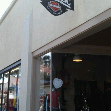 Harley davidson clothing outlet store