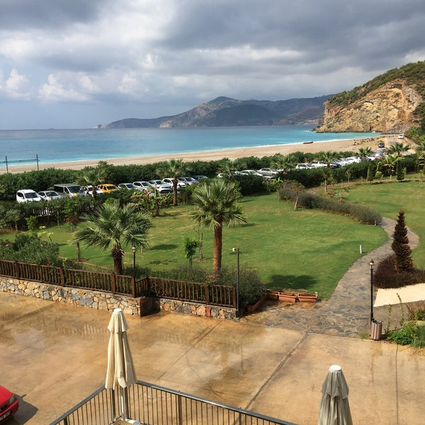 9/30/2017 tarihinde Özkan G.ziyaretçi tarafından Ulu Resort Hotel'de çekilen fotoğraf