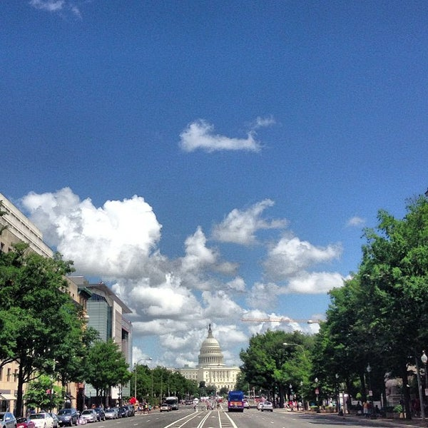 Photo taken at Washington, D.C. by Daryl W. on 7/4/2013