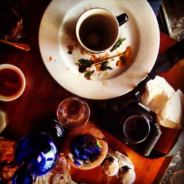 Photo taken at My Café by David B. on 2/10/2013