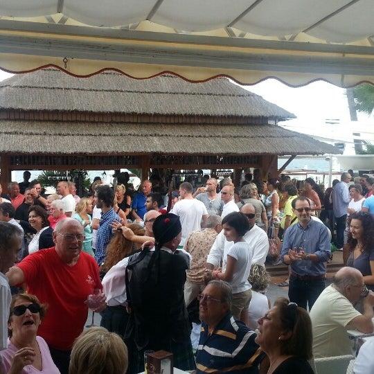 Foto tomada en Playa Miguel Beach Club por Margret d. el 9/29/2013