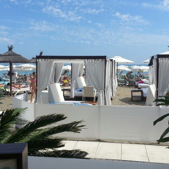 Foto tomada en Playa Miguel Beach Club por Margret d. el 9/24/2013