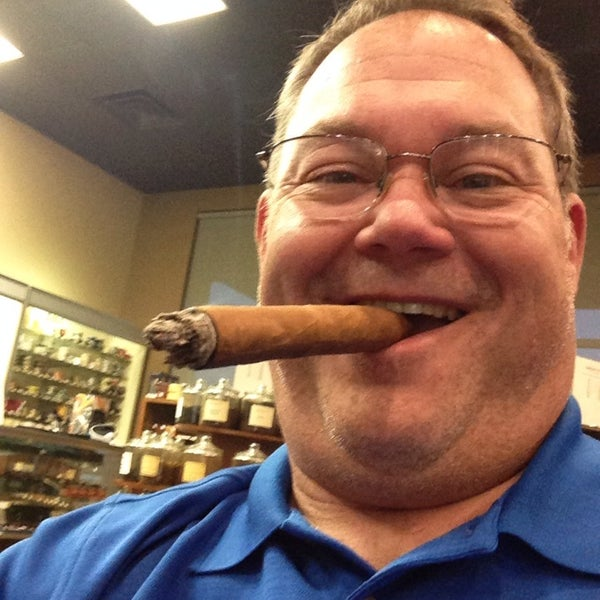 Photo taken at Smoky's Tobacco and Cigars by Tim Hobart M. on 10/21/2013