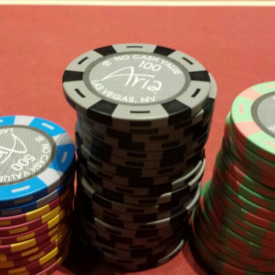 Photo taken at Aria Poker Room by Jimmy L. on 9/2/2014