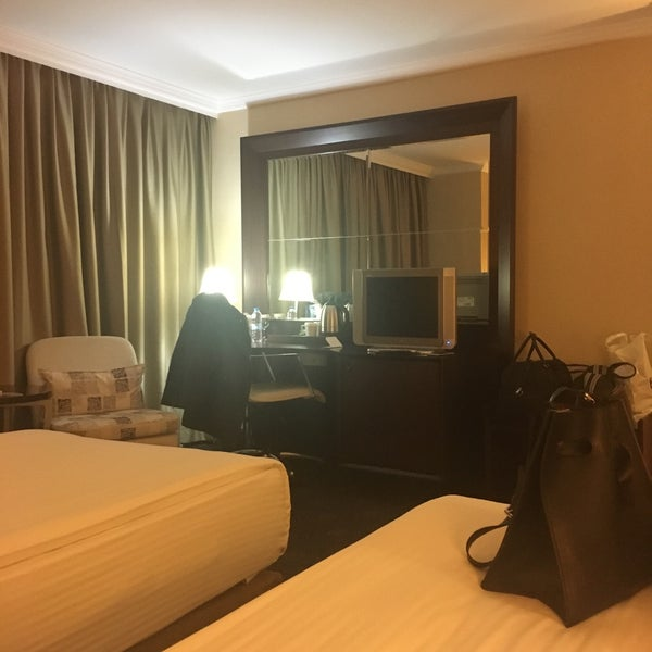 12/16/2017 tarihinde Emel K.ziyaretçi tarafından CK Farabi Hotel'de çekilen fotoğraf