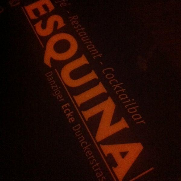 9/29/2013에 Esko Juhani H.님이 Cafe Esquina에서 찍은 사진