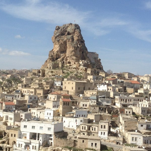 Ortahisar Kalesi - Tarihi Yer
