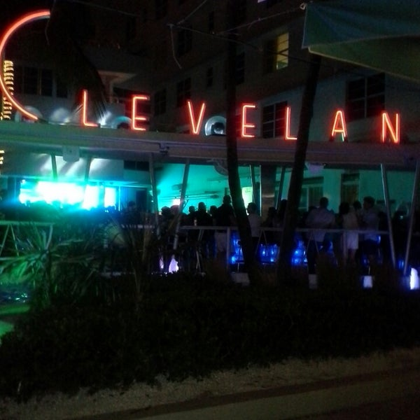 Photo taken at Clevelander South Beach Hotel and Bar by Kia H. on 6/3/2013