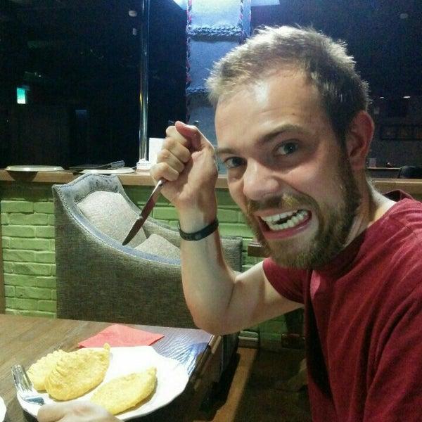 Снимок сделан в ресторан ORDA пользователем Irina R. 8/13/2015