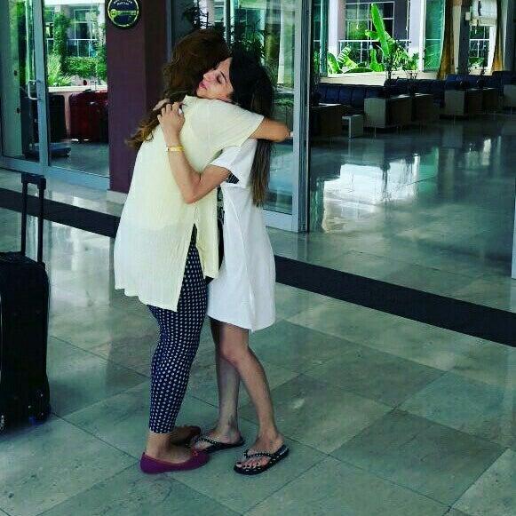 7/23/2016 tarihinde Dilekk K.ziyaretçi tarafından Primasol Telatiye Resort'de çekilen fotoğraf