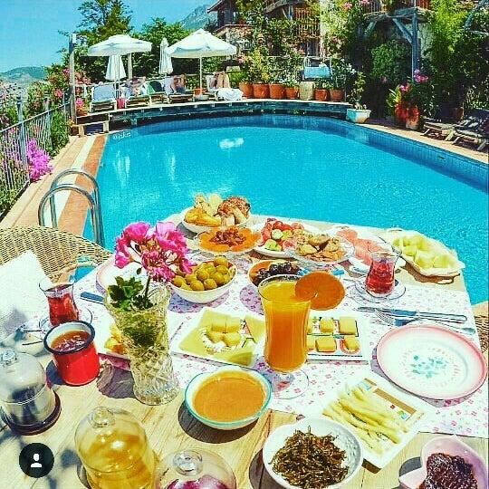 7/25/2016 tarihinde Dilekk K.ziyaretçi tarafından Primasol Telatiye Resort'de çekilen fotoğraf