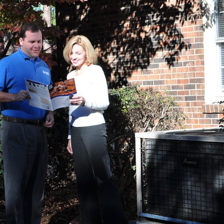 Photo Taken At Foust Heating Air Conditioning By