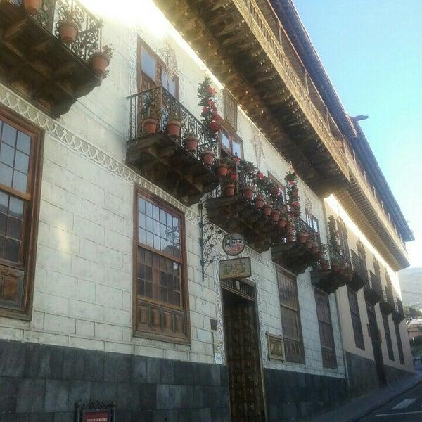 Foto tomada en La Casa De Los Balcones por Paco T. el 1/1/2016