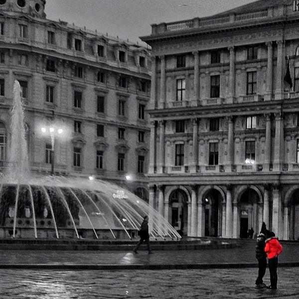 Foto scattata a Piazza de Ferrari da Stefano C. il 1/25/2013