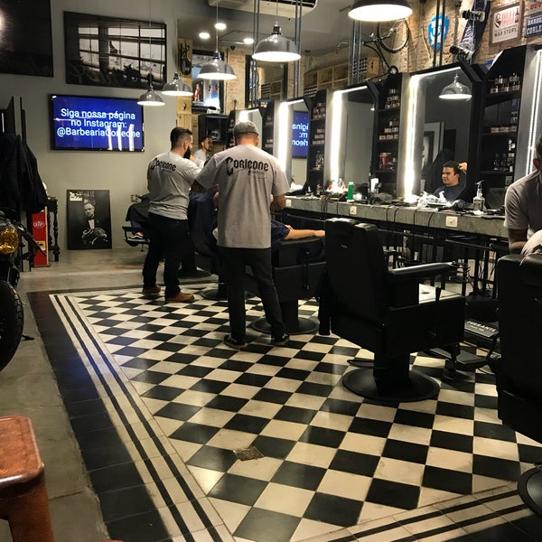 Photo prise au Barbearia Corleone par Guilherme B. le4/28/2017