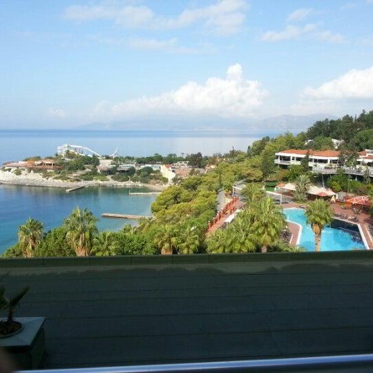 11/3/2012 tarihinde Gökhan S.ziyaretçi tarafından Pine Bay Holiday Resort'de çekilen fotoğraf