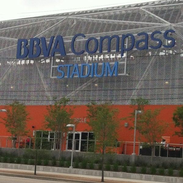 Photo prise au BBVA Compass Stadium par Robert N. le4/14/2013