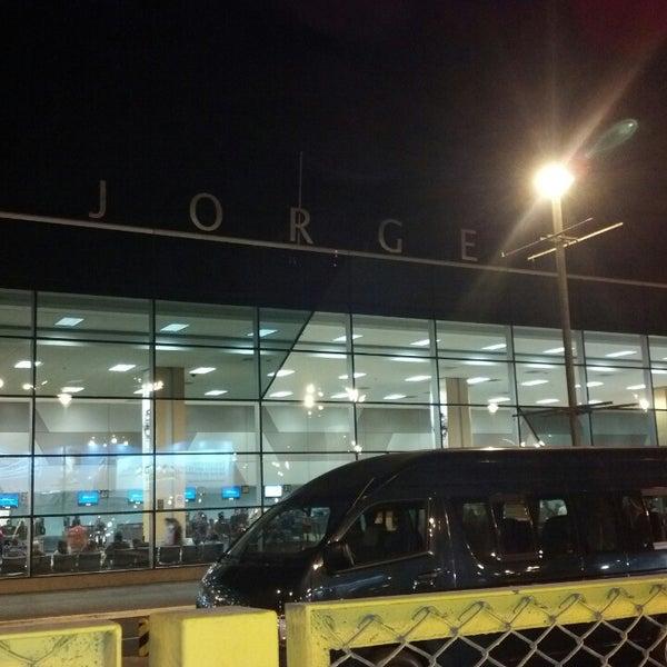 Photo taken at Jorge Chávez International Airport (LIM) by Rafael M. on 4/18/2013