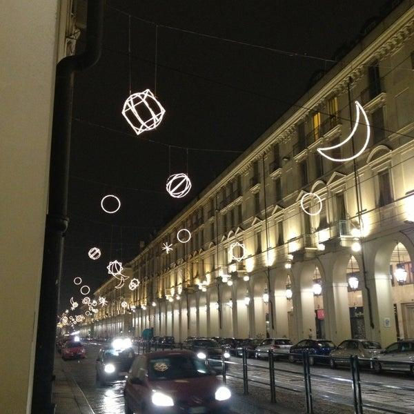 Photo taken at Via Po by Alessandra . on 1/12/2013