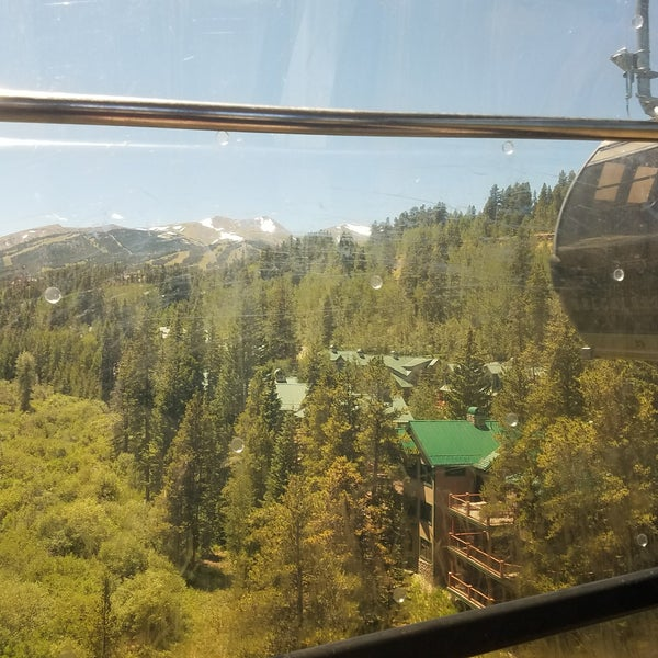 Photo taken at Breck Connect Gondola by trish h. on 7/15/2017