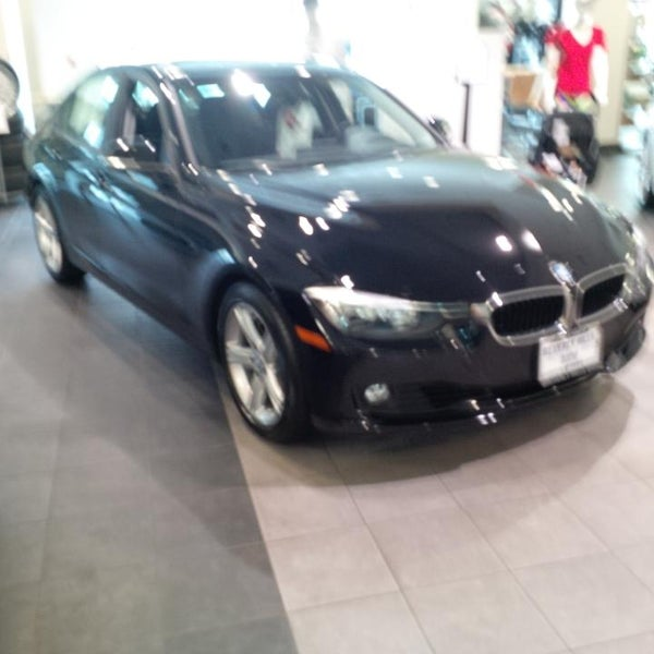 Photo taken at BMW of Beverly Hills Service Department by David K. on 7/1/2013