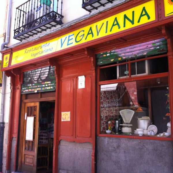 Restaurante Vegaviana Vegetarian Vegan Restaurant In