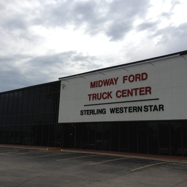 Midway Ford Truck Center Kansas City Autos Post